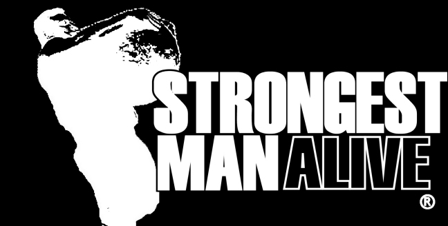 home home strongest man alive trailer contacts 2004 photos also check    Strong Man Logo